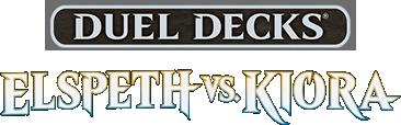 [Dual deck ] : Elspeth Vs Kiora Evk