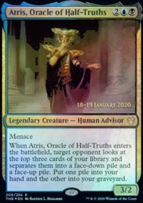 Atris, Oracle of Half-Truths - Prerelease Promos