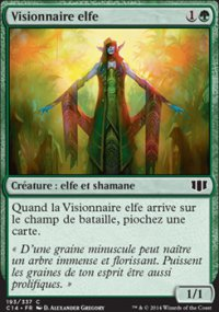Visionnaire elfe -