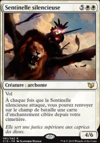 Sentinelle silencieuse -