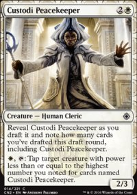 Custodi Peacekeeper -