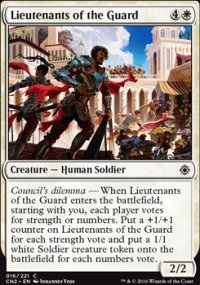 Lieutenants of the Guard -