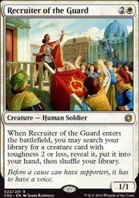 Recruiter of the Guard -