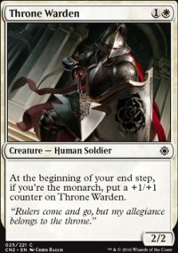 Throne Warden -