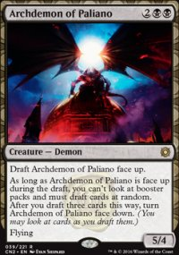 Archdemon of Paliano -