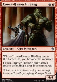 Crown-Hunter Hireling -