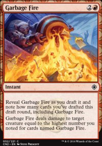 Garbage Fire -