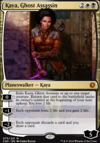 Kaya, Ghost Assassin -