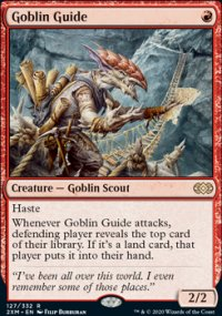Goblin Guide 1 - Double Masters