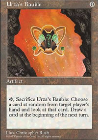 Urza's Bauble - 5th Edition