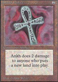 Ankh of Mishra - Unlimited