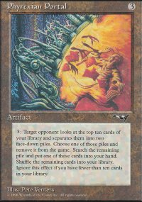 Portail vers Phyrexia -