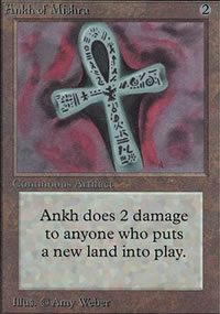 Ankh of Mishra - Limited (Alpha)