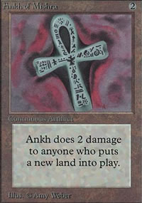Ankh of Mishra - Limited (Beta)