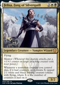 Felisa, Fang of Silverquill -