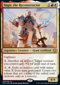 Osgir, the Reconstructor -