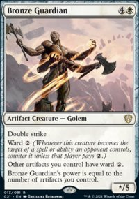 Bronze Guardian -