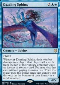 Dazzling Sphinx -