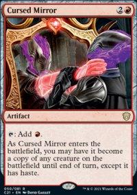 Cursed Mirror -
