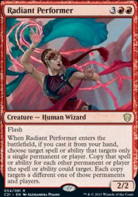 Radiant Performer -