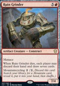 Ruin Grinder -