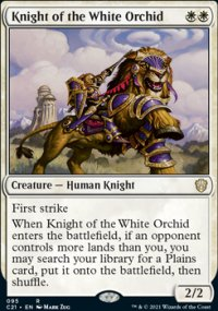 Knight of the White Orchid -