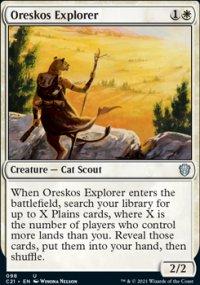 Oreskos Explorer -
