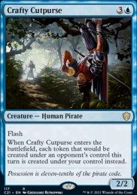 Crafty Cutpurse -