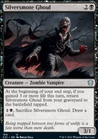 Silversmote Ghoul -