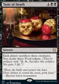 Taste of Death -