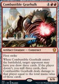 Combustible Gearhulk -