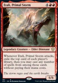 Etali, Primal Storm -