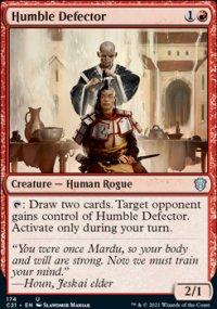 Humble Defector -