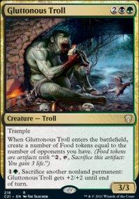 Gluttonous Troll -