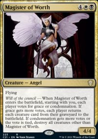 Magister of Worth -