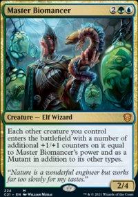 Master Biomancer -