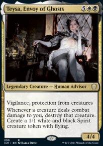 Teysa, Envoy of Ghosts -