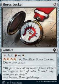 Boros Locket -