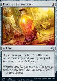 Elixir of Immortality -