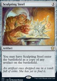 Sculpting Steel -