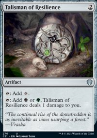 Talisman of Resilience -