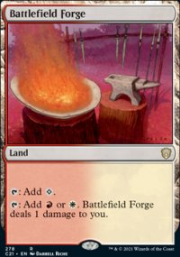 Battlefield Forge -