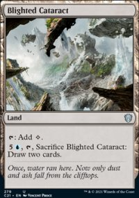 Blighted Cataract -