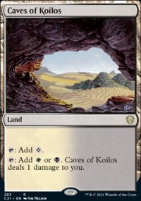 Caves of Koilos -