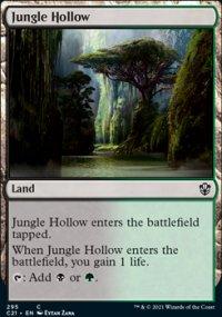 Jungle Hollow -