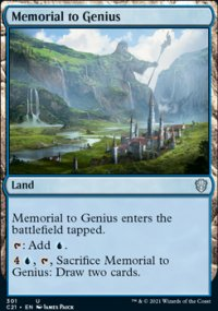 Memorial to Genius -