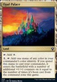 Opal Palace -