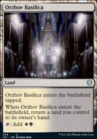 Orzhov Basilica -