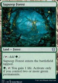 Sapseep Forest -