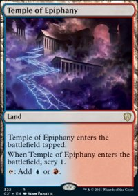 Temple of Epiphany -